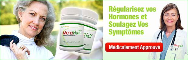 Traitement de la menopause avec MenoHeal